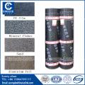 3mm SBS Fine Sand Modified Bitumen Waterproof Membrane