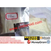 Acétate parabolan de Methyltrienolone Trenbolone de CAS 965-93-5 direct d'usine
