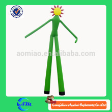 double leg inflatable advertising flower inflatable sky dancer