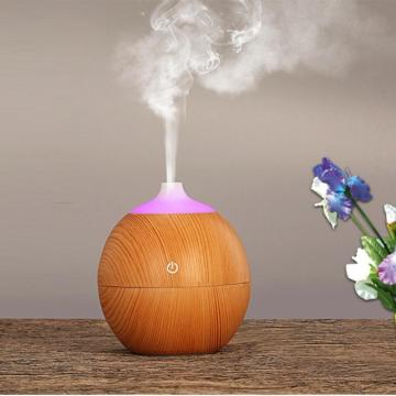 7 Color Lights 130ml Aroma Essential Oil Diffuser