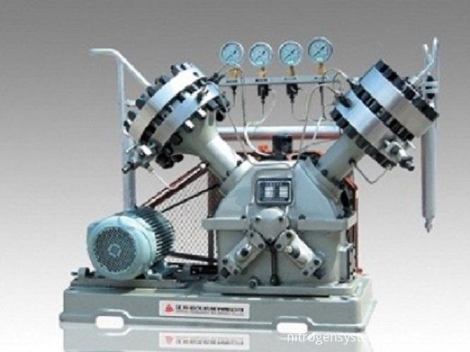 High Pressure Diaphragm Oxygen Compressor