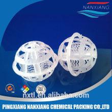 ПВХ полиэтилен полый шар пластиковый каркас шарик
