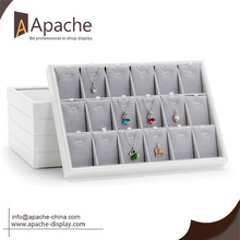 Cheapest Factory for Necklace Display Stand jewelry display tray for ring supply to Ukraine Exporter