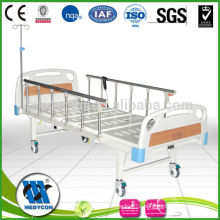 BDE301 ABS with individual wheels,medical electric medical bed