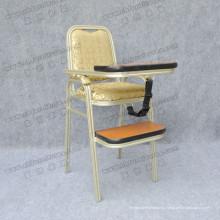 Алюминиевые детские высокие детские стулья (YC-H007-07)