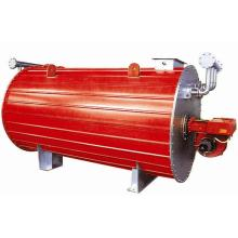 3.5MW Gas Fired Hot Oil Boiler