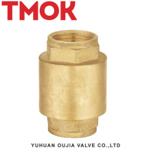 full brass swing female thread vertical check valves