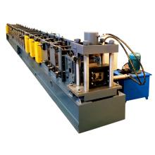 palet rack rollo que forma la máquina