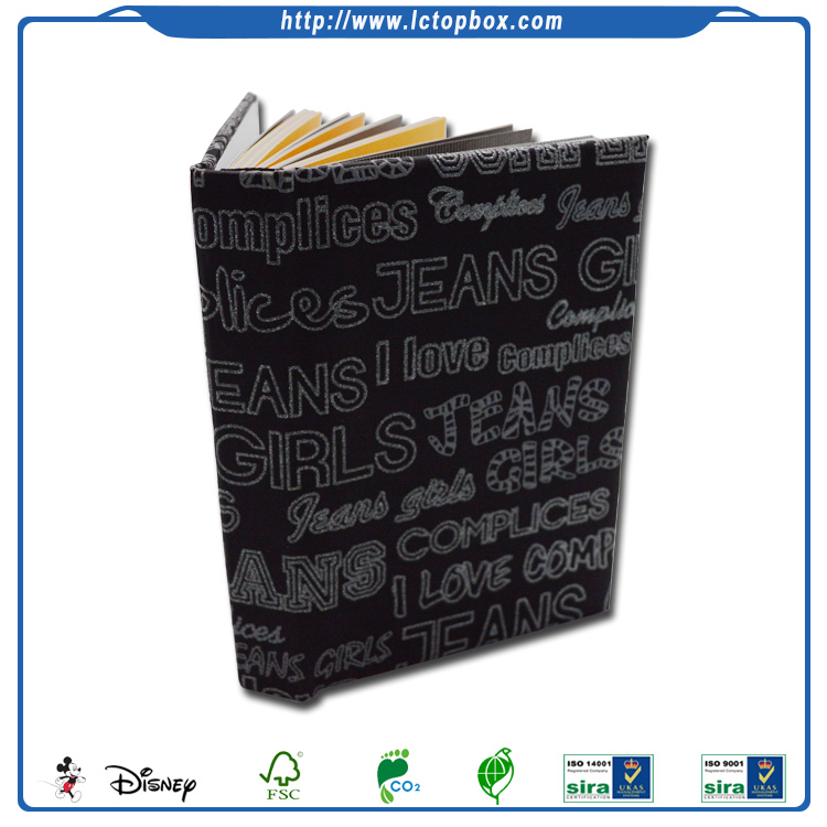 Good Quality Hard Cover Stationery Notebook