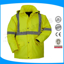 Impermeable de seguridad reflectante 3M