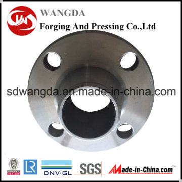 Bride de soudure soudée en acier au carbone Q235