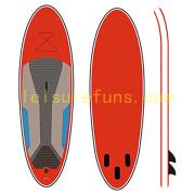 Bästa uppblåsbara stand up paddle board fabrik pris