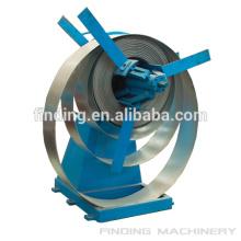China manuelle Abcoilanlage für Mini Maschinenhandbuch/Uncoiler für Verkauf/Mini Abwickelhaspel