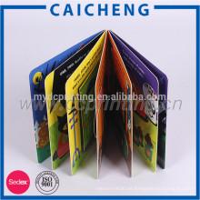 Libros de inglés para niños, libros para colorear para niños, impresión de libros infantiles baratos