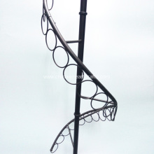 Metal Spiral Scarf Tree Display Hanger