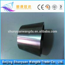 Molybdenum filtering crucible