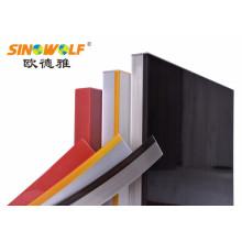 Ruban de baguage de bordure en PMMA / acrylique