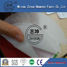 Protetor Anti-UV de 10-300 Gms na tela não tecida dos PP para a tampa da agricultura