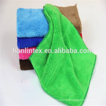 microfiber Coral fleece kitchen towel