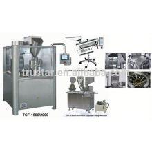 Machine de remplissage de capsule mécanique semi automatique