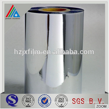 Metallic polyester film for cheerleaders shake flowers