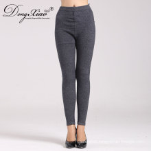 wholesale straight leg cashmere knitted pants