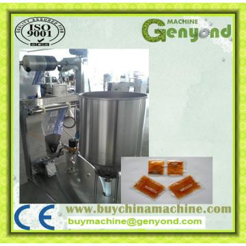 Liquid and Paste Sachets Packing Machine