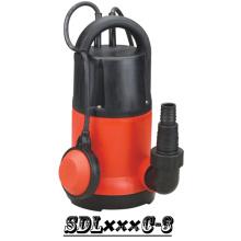 (SDL250C-3) Пластик сад чистой воды, погружной насос