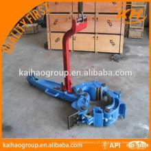 API 7K Tipo aax brocas manual de tubos de perfuração para equipamento