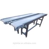 Aluminum Type White Food Grade PU Conveyor Belt for Light Industry
