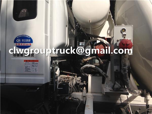 Concrete Truck Details 1
