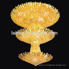 Großer Kronleuchter für hohe Decken, Luxus-Kronleuchter Deckenleuchte60010