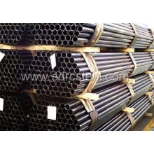 Black Welded Q235 Round Steel Pipe