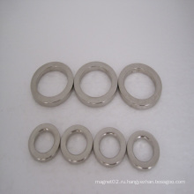 Мощный неодимовый кольцо магниты с Подгонянный