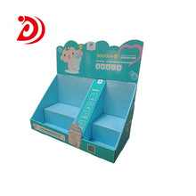 Discount Price Pet Film for Shop Display Stands Milk Bottle cardboard countertop displays supply to Spain Manufacturers