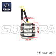 BENZHOU Spare Part Rectifier 6 pinos (N / P: ST03004-0002) Qualidade Superior