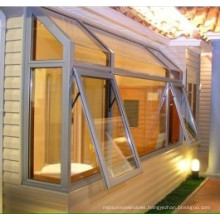 Modern Aluminum Top Hung Window