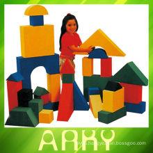 Happy Childhood Jumbo Foam Building Blocks