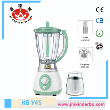 1.5L Plastic Jar Table Blender Smoothie Blender