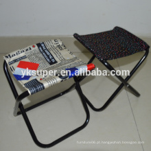 Cadeira de caça dobrável / tamborete de acampamento / fezes militares