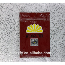 Custom Ziplock Impreso bolsas de plástico de embalaje para el bocadillo