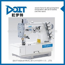 DT F007J-W122 Bottom hemming interlock flat bed garment sewing machine price