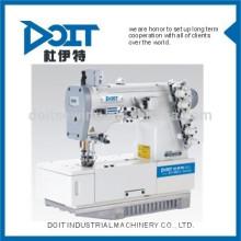 DT F007J-W122 Inferior Bainha intertravamento cama plana preço da máquina de costura de vestuário