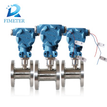 540 rotation counter impeller turbine type flow meter