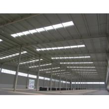 China Prefabricados de acero Sturcture marco marco de almacenamiento