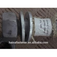 Внутренняя резьба внутреннего резьбового стержня ASTM A193 B7 M42
