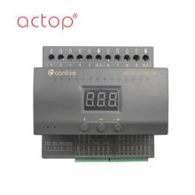pantalla led panel de atenuación de luz sala de muestras rcu