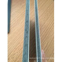 Panneau composite en aluminium de 8 mm Tout le panneau d'épaisseur