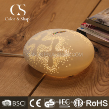 Fashionable save energy decorative cobblestone table lamp