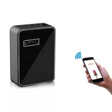 Electric home air purifier aroma oil diffuser machine